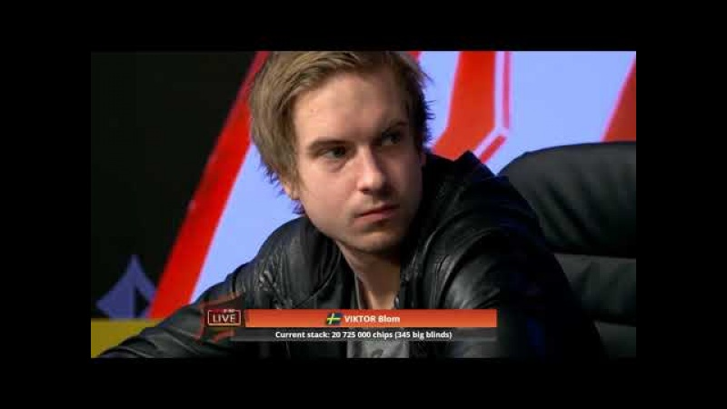 Partypoker MILLIONS Germany Warm Up €2700, Final Day