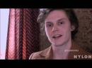 Evan Peters Funny Moments Part 2