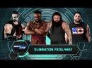 SBW SmackDown Big E vs Bray Wyatt vs The Phantom vs Kevin Owens