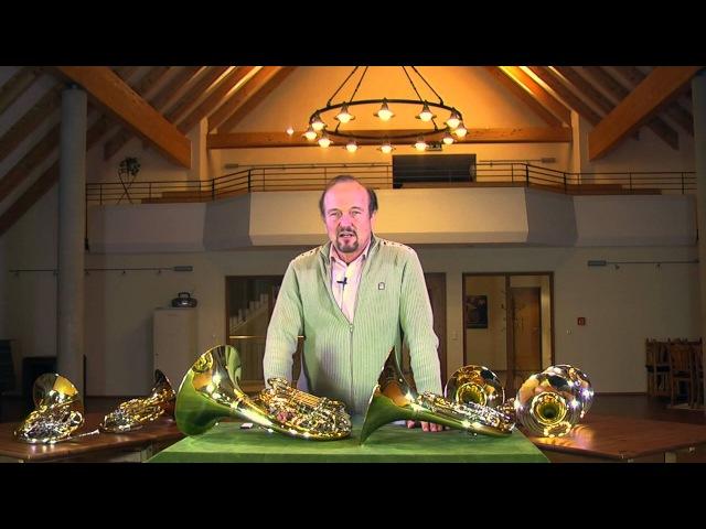 Waldhorn: Welches Hornmodell soll ich wählen? Engelbert Schmid Horns