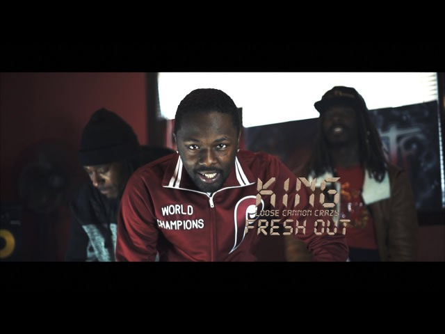 King (Loose Cannon Crazy) - Fresh Out (Freestyle) Directed By Rio Productions