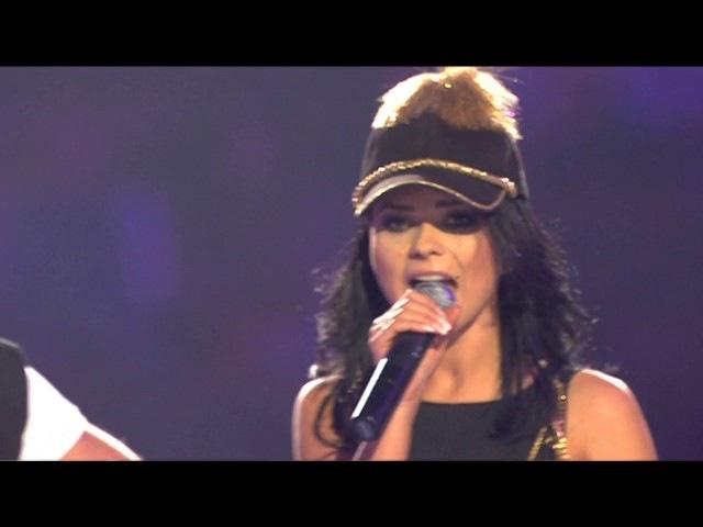 Inna - Hot Live Eska Music Awards 2009
