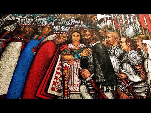 Малинче - ацтекская принцесса, рабыня, переводчица и возлюбленная конкистадора ...