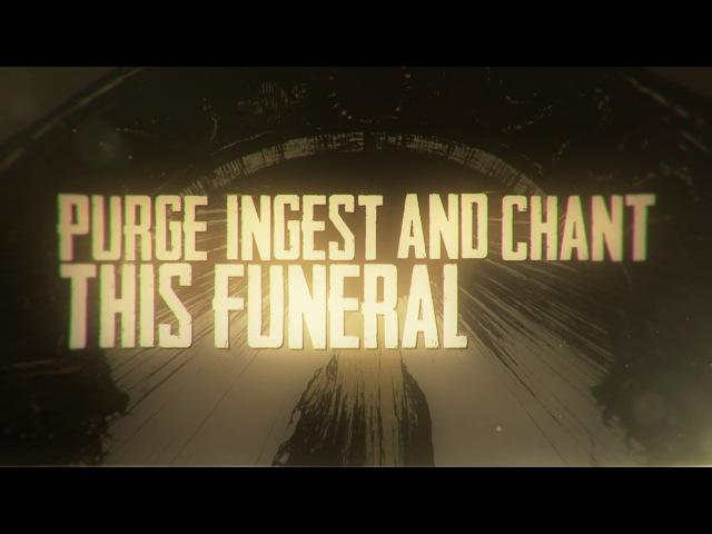 The Kennedy Veil - Godslaughter (OFFICIAL LYRIC VIDEO)