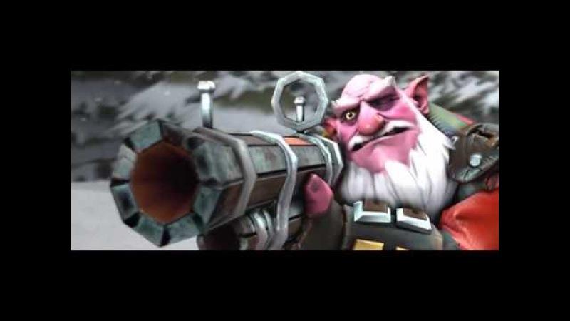 Dota 2 -The Last Story 2017|Animation Movie|