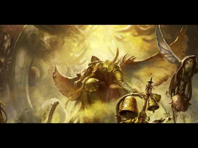 Warhammer 31000 : Dark Empire - Восстание Мортариона (Троецарствие: Начало) Tribute
