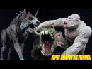 Lanard Rampage The Movie Big City Brawl George Lizzie And Ralph Figures Review