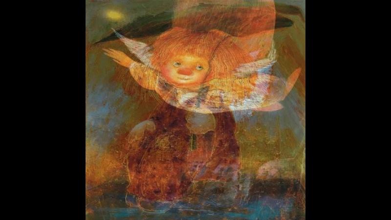 ангелы (арт Чувиляева Галина) · coub, коуб