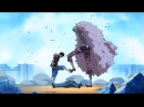 Luffy vs Doflamingo Haoshoku Haki