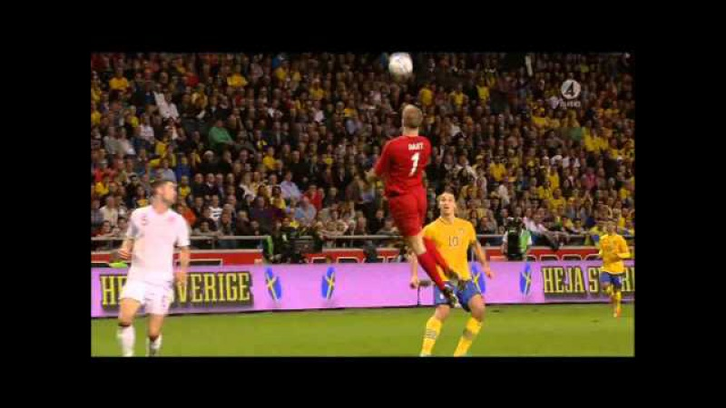 *Watch Multiple Angles!* Sweden vs England - 4 - 2 - Zlatan Ibrahimovic - Bicycle Kick Goal 1080 HD