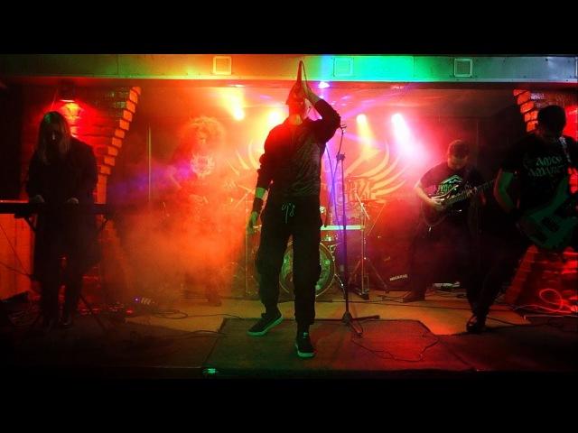 Wolfanger Afterlife Live at Barvy club Kiev 03 02 2018