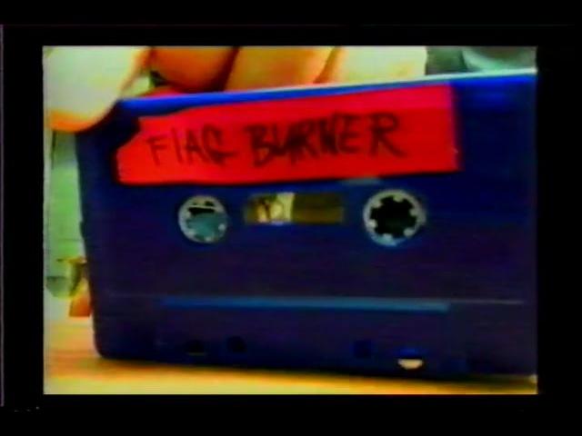 American Anymen - Flag Burner (Official Video)