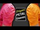 Origami Petal Sleeves Designs for Kurti   Latest Sleeves Designs for Kameez   BST