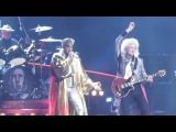 Queen + Adam Lambert - We Will Rock YouWe are The Champions - Perth Arena, 6 Mar 2018