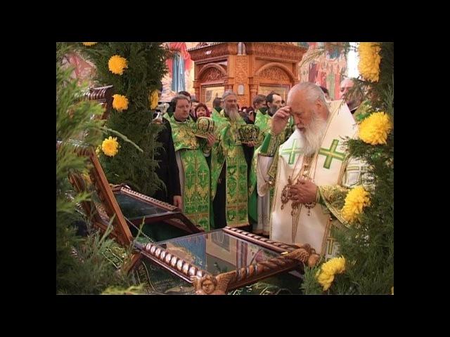 Сотни паломников в день Кукши Одесского