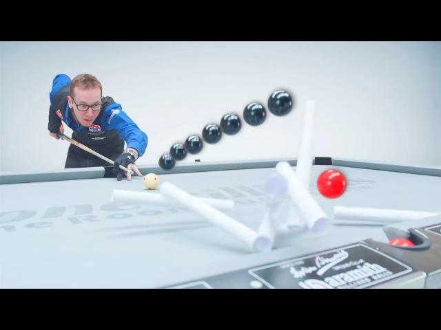 Impossible Pool Trick Shots 2017
