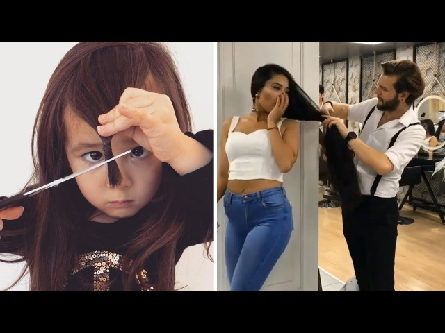 VIRAL HAIR AND HAIRSTYLE HACKS ON INSTAGRAM 😱 | AMAZING HAIRSTYLES TUTORIALS | PART 5