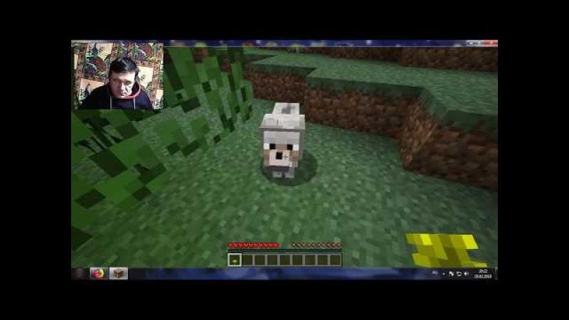 Top Gamer смотрит игру Minecraft 1.7.10