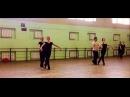 Первый этюдДуэтный танец