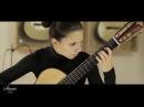Bianka Szalaty plays Hommage a Francisco Tárrega I II by J. Turina on a Armin Hanika HE Doubletop
