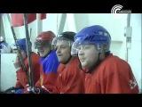 Сергей Неверов сыграл в хоккей на сафоновском льду