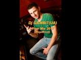 Dj GAMBIT(UA) - Year Mix 2017 (MegaMixed)