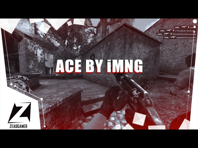ACE BY iMNG 🔥 de cbble CS GO