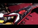 Rob Barrett (Cannibal Corpse) Dean Custom Shop KILL Cadillac 1
