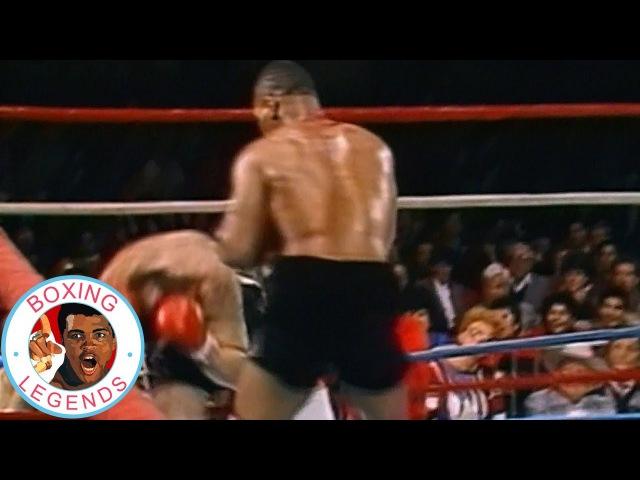 Mike Tyson vs Sammy Scaff (Highlights) [1985-12-06]