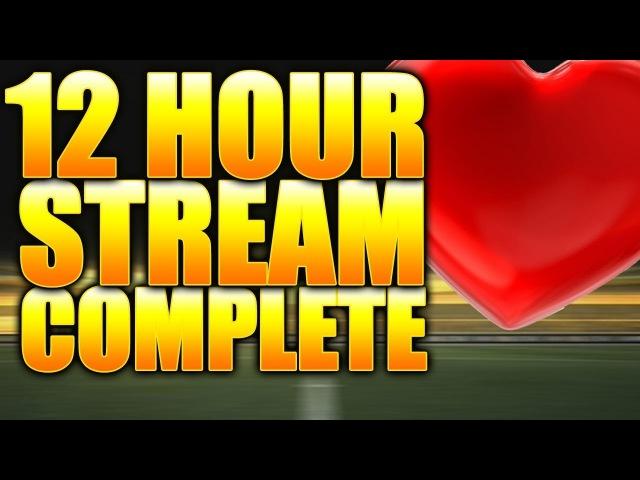 12 часовой стрим / 12 hour stream (Ведьмак 3, Overwatch, Hearthstone)