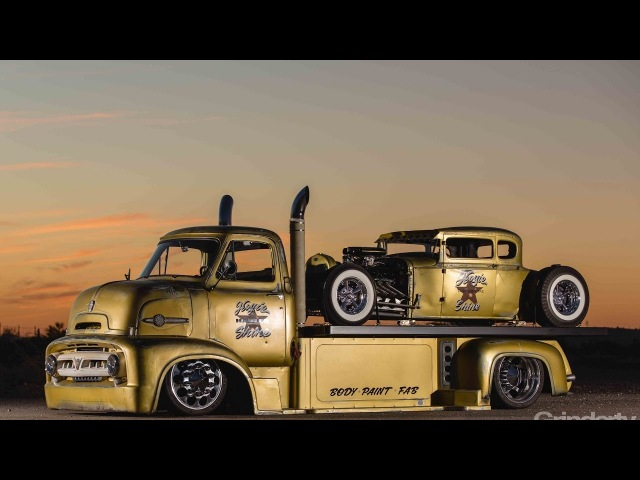 1953 Ford Cab Over