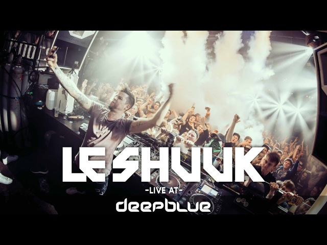LE SHUUK LIVE @ DEEPBLUE. Darksea [Bootshaus Cologne Dec 2017]