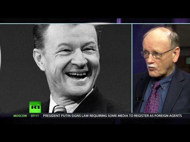 On Contact Decline of the American empire with Alfred McCoy