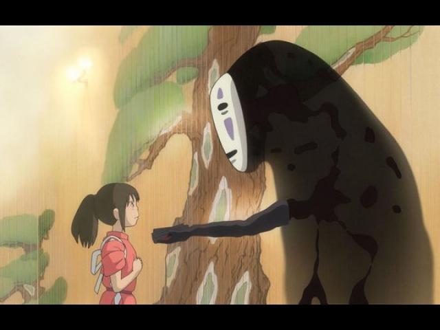 Видео к мультфильму «Унесённые призраками» (2001): Американский трейлер (русский язык)