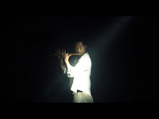 篠笛奏者 佐藤和哉「蒼風」MusicVideo