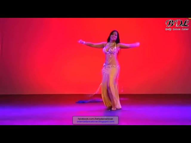 Mercedes Nieto (Baladi) - الراقصة الجميلة مرسيدس (رقص بلدى )