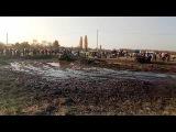 Авария на гонках квадроциклов(врезался в толпу)