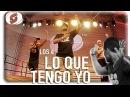 LO QUE TENGO YO LOS 4 Salsation choreography by Alejandro Angulo