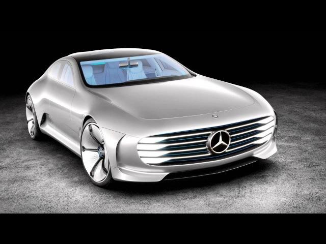 Mercedes Benz Concept IAA '09 2015