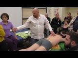 Висцеральная остеопатия: работа с желудком, брыжейкой, сигмовидной кишкой