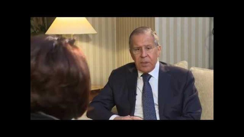 Интервью С.Лаврова Телерадиокомплексу Президента Казахстана