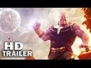 Avengers Infinity War Final Trailer HD Robert Downey Jr Marvel Studios Concept FanMade