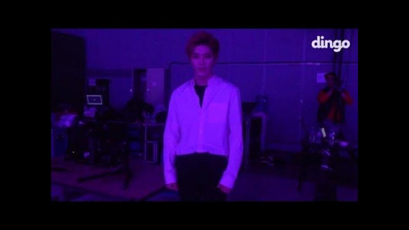 NCT 태용이 추는 소방차 체리밤 / 100초댄스 비하인드