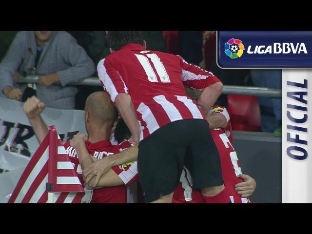 Resumen de Athletic Club (2-1) Levante UD - HD