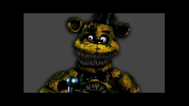 PS TWISTED GOLDEN FREDDY MAKING