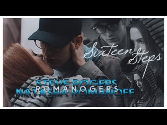 Steve Rogers Natasha Romanoff | Sixteen Steps | Romanogers