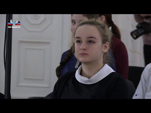 Пресс-конференция по итогам второго этапа республиканского проекта «Детская му...