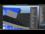 Tutorial Recreating Pixar's Wall-e in High Poly using Maya 2012 Part 2-2