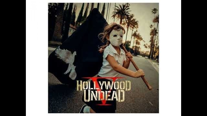 Hollywood undead Swan songs Full album