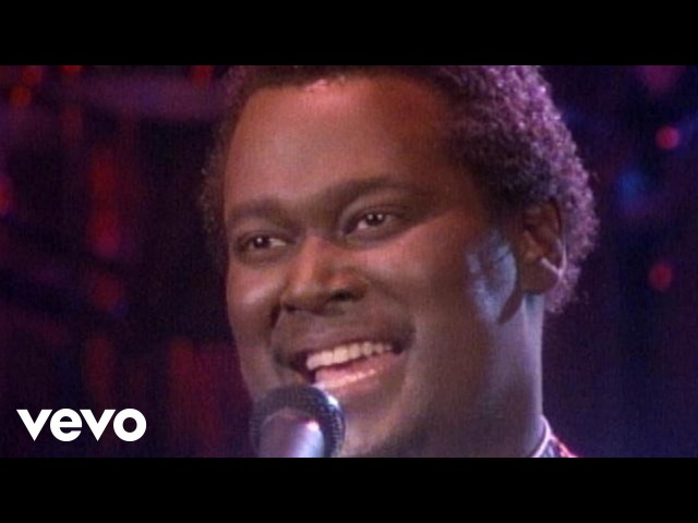 Luther Vandross Superstar Until You Come Back to Me That's What I'm Gonna Do